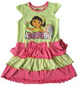 Dora The Explorer - Girl Dress - DR1134-G